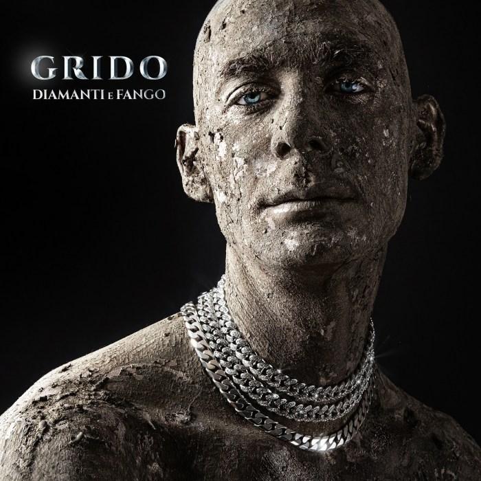 """Grido copertina nuovo album """"Diamanti e Fango"""""""