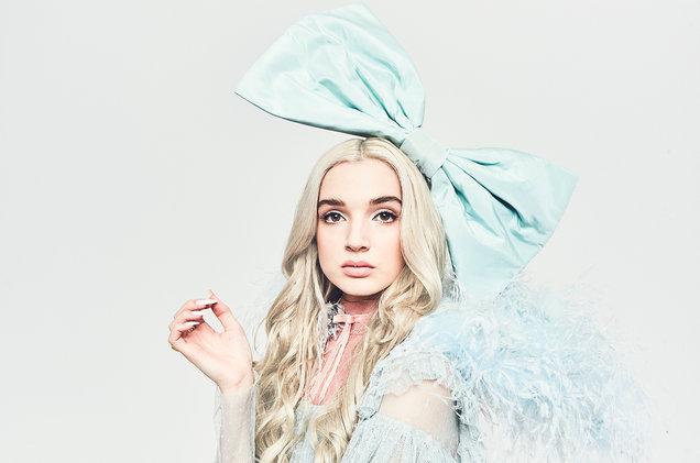 Poppy per la prima volta in concerto il 25 marzo a Milano