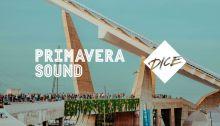 Primavera Sound, accordo per biglietti digitali su DICE