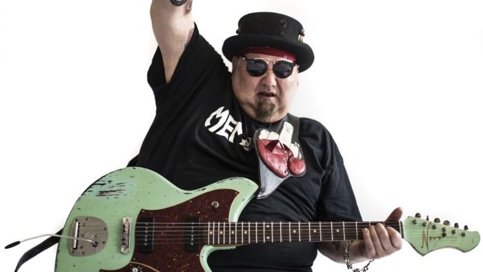 Popa Chubby al Milano Blues 89 il 9 novembre
