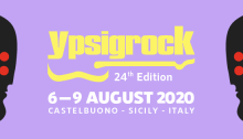 Ypsigrock Festival 2020 dal 6 al 9 agosto a Castelbuono