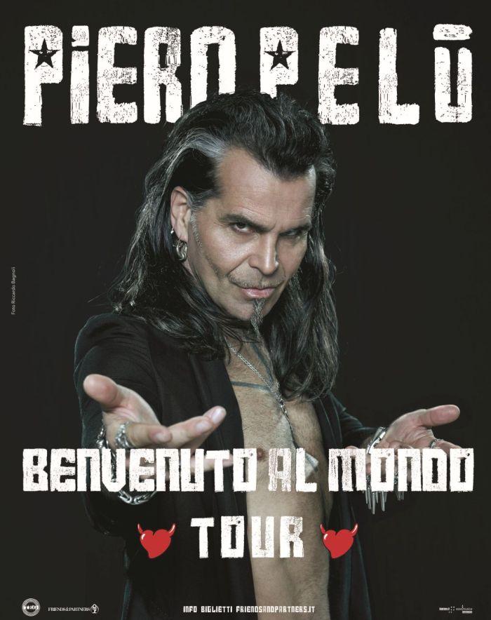 Piero Pelù Benvenuto al Mondo Tour