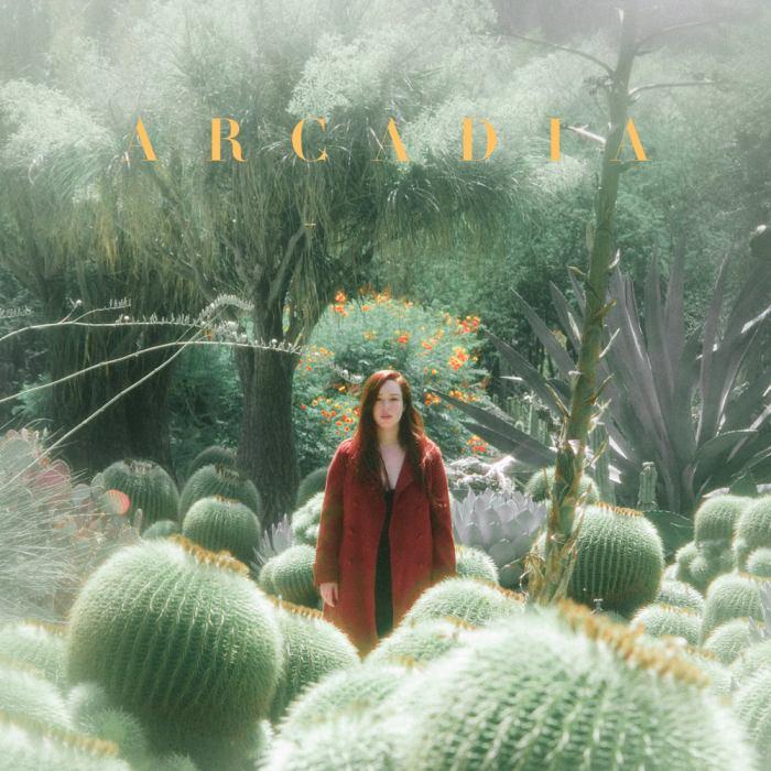 "copertina album ""Arcadia"" Lily Kershaw"