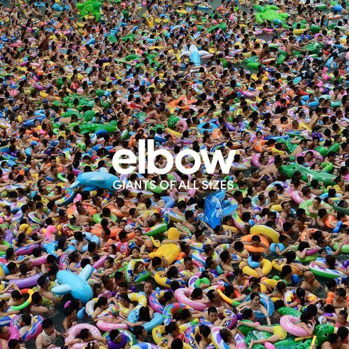 "Elbow copertina ""Giant of all sizes"""