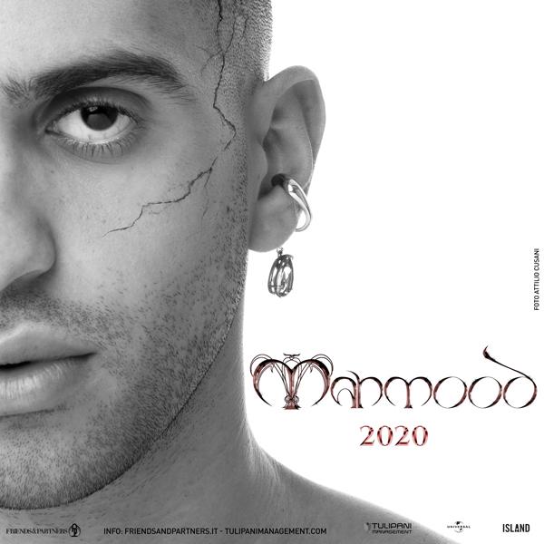 Mahmood tour europeo 2020