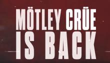 Motley Crue di nuovo insieme sui palchi