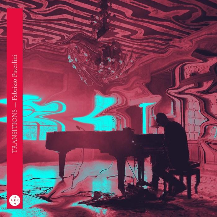 """Fabrizio Paterlini copertina EP """"Transitions"""""""