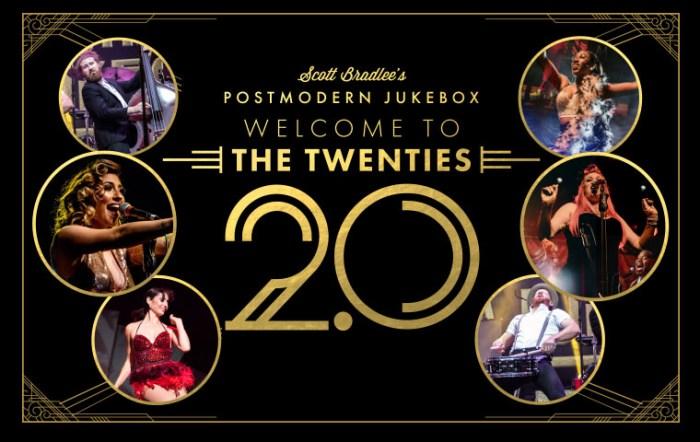 Postmodern Jukebox concerto Milano 11 novembre anni '20