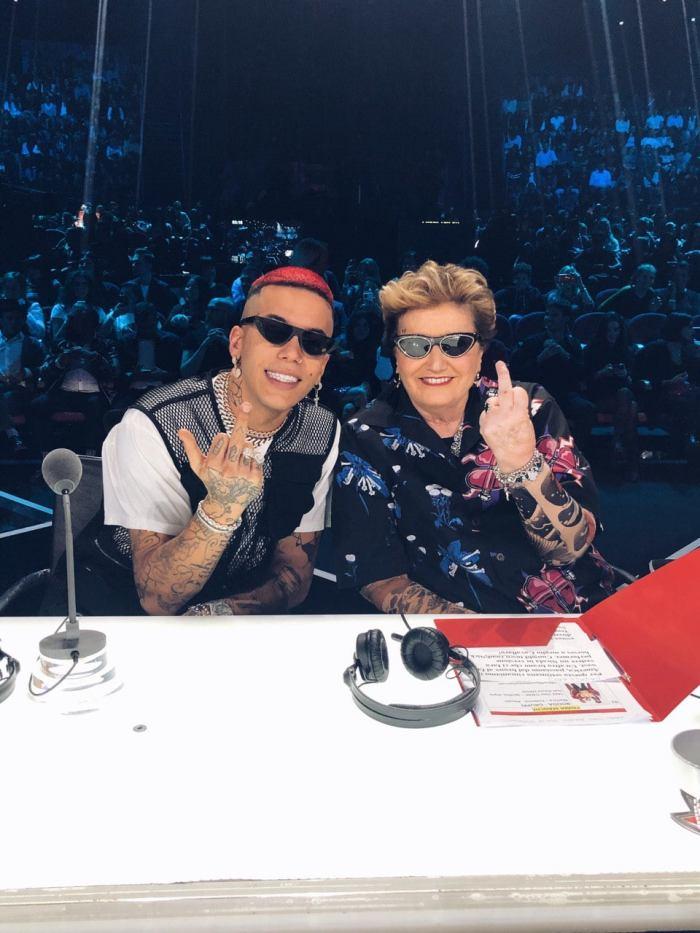 X Factor 2019 Sfera e Mara