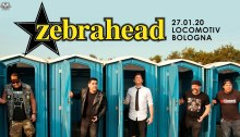 Zebrahead in concerto il 27 gennaio a Bologna