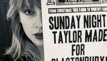 Taylor Swift headliner di Glastonbury 2020 domenica 28 giugno