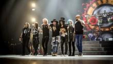 Guns N' Roses al Firenze Rocks 2020 il 12 giugno