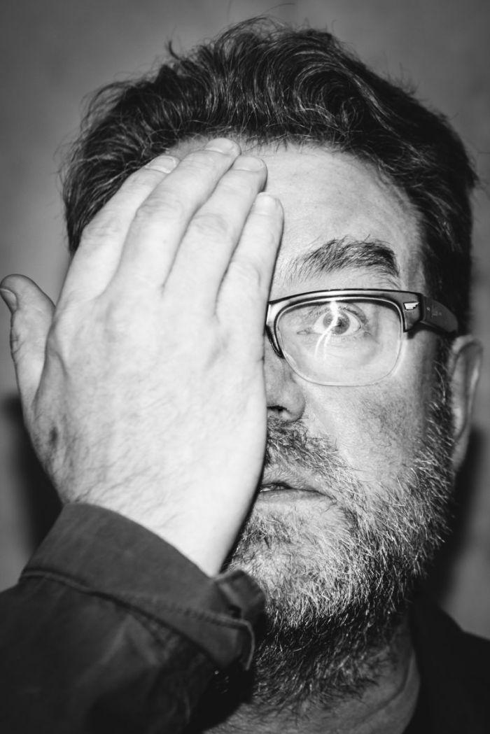 Vaughan Oliver - Foto di Luca Giorietto