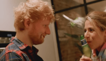 "Ed Sheeran video ""Put It All on Me"""