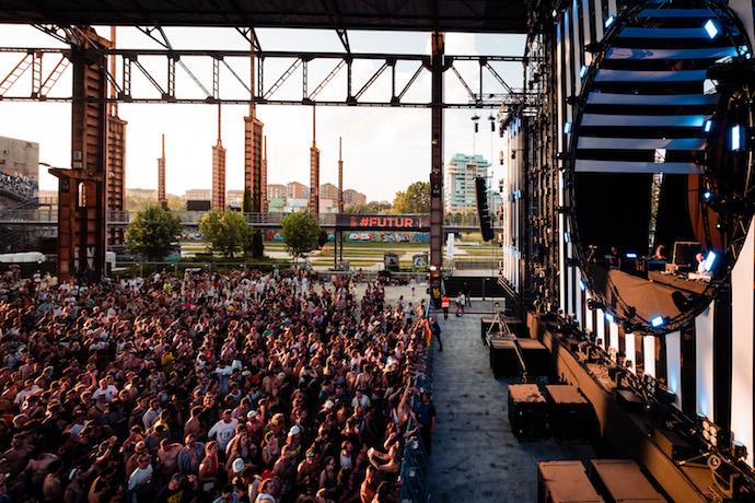 Kappa Futurfestival - Foto di ©Sinestésia Inc.