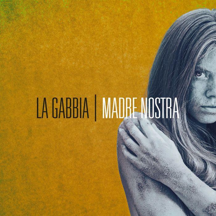 "La Gabbia copertina album ""Madre Nostra"""