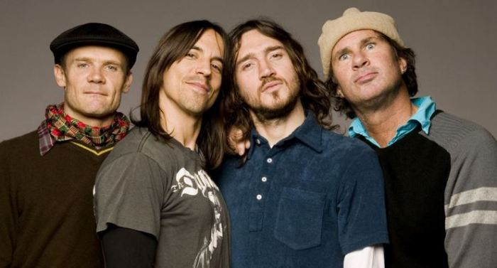Red Hot Chili Peppers al Firenze Rocks 13 giugno 2020