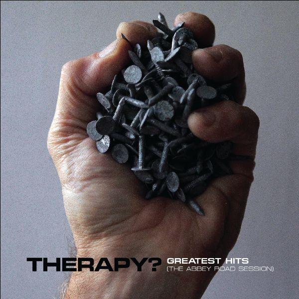 """Greatest Hits"" copertina album Therapy?"