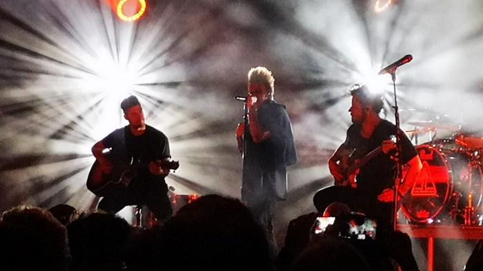 Papa Roach - Foto di Gianluca Ricotta