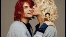 Kurt Cobain e Courtney Love, 1992 - Foto di Michael Lavine