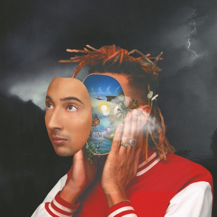 """Ghali album """"DNA"""""""