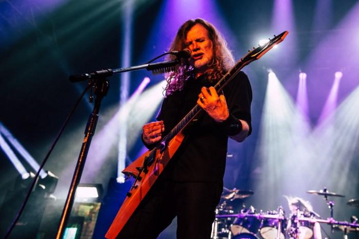 Megadeth - Foto di Elena Di Vincenzo
