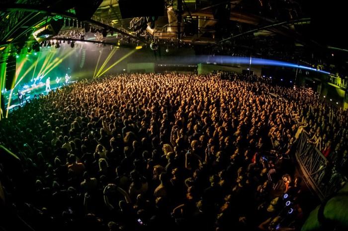 Five Finger Death Punch - Foto di Elena Di Vincenzo