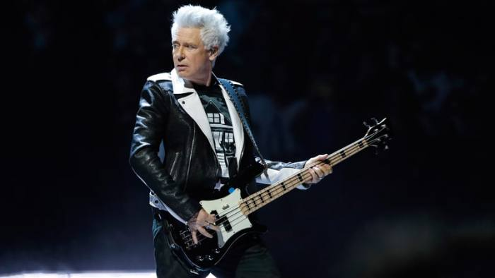 Adam Clayton - Foto di Kamil Krzaczynski/AFP/Getty