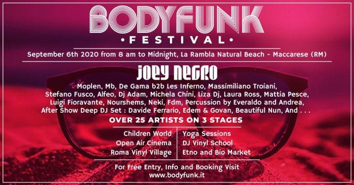 Bodyfunk Festival