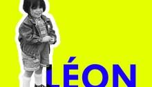 """Esposito copertina singolo """"Léon"""""""