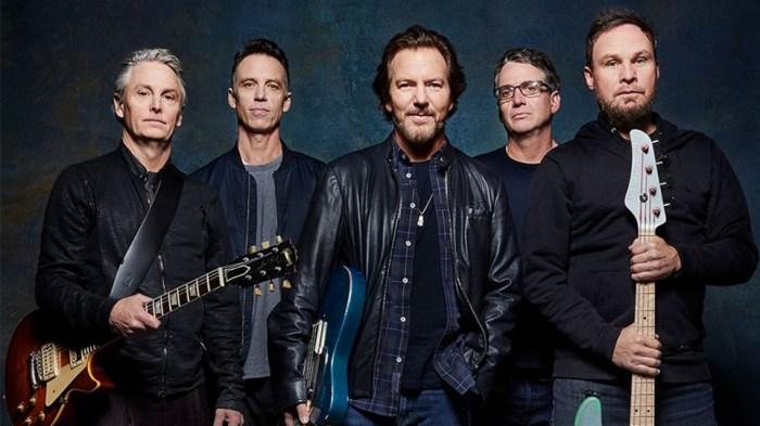 "Pearl Jam ""Gigaton"""