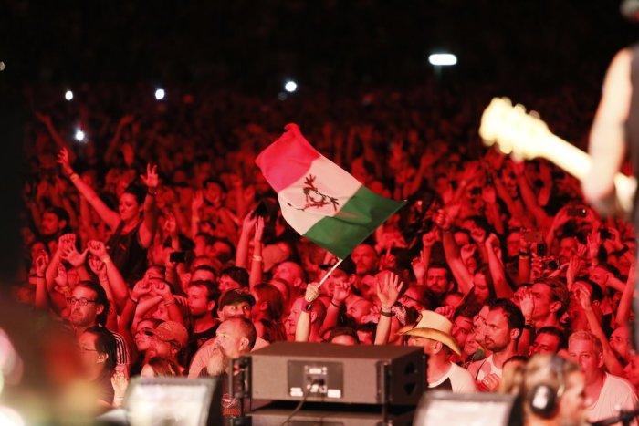 Pearl Jam Coronavirus messaggio