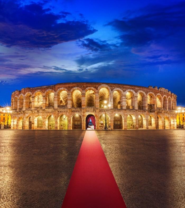 Friends & Partners e Vivo Concerti annunciano il rinvio degli eventi previsti a maggio all'Arena di Verona