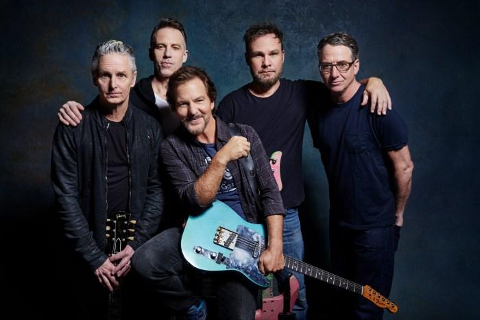 Pearl Jam - Foto di Danny Clinch