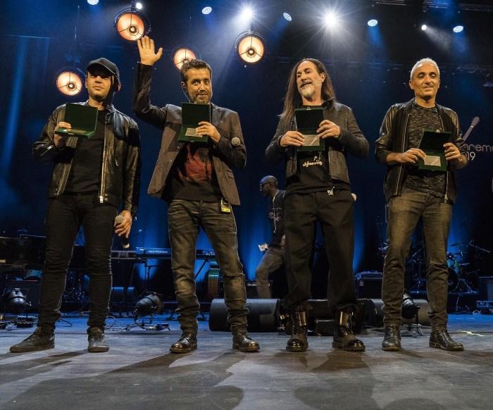 Rancore, Silvestri, Agnelli, Rondanini - Foto di Mauro Vigorosi