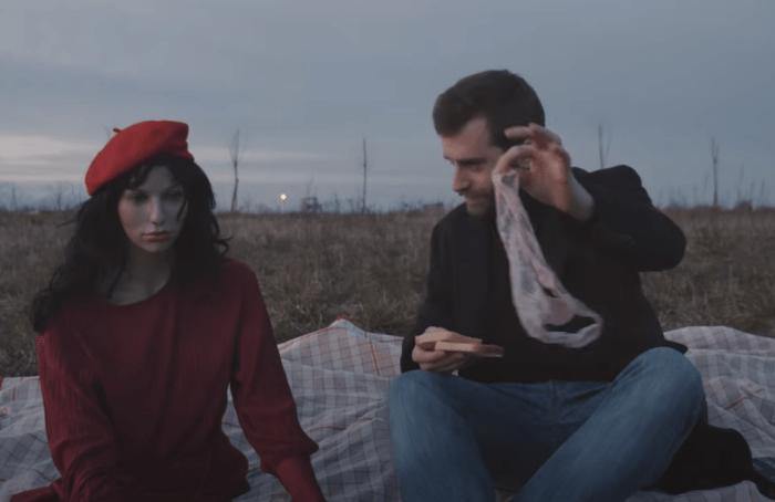 """Alessandro Ragazzo video """"Domani"""""""