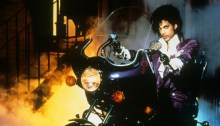 "Prince film ""Purple Rain"""
