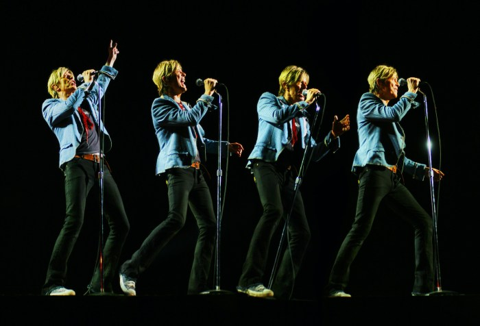David Bowie - Photo by Sukita 2020