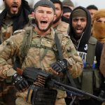 key players in the Syrian conflict