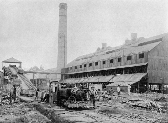 belgian congo copper mines