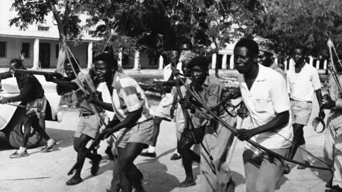 congo crisis 1960-65