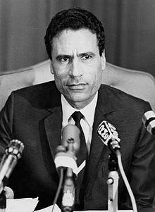 gaddafi what is happening in libya