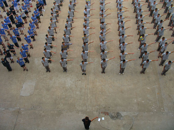 chinese prisons