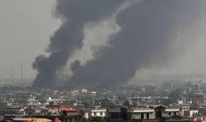violence in afghanistan