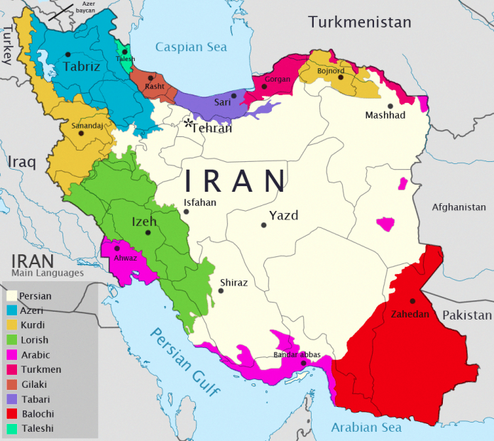 who are the kurds in iran