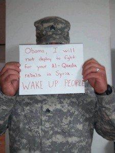 Obama I Will Not Deploy