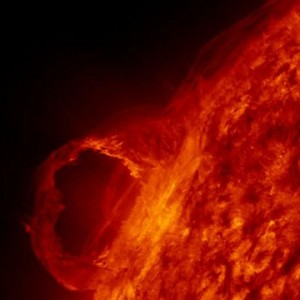 Solar Storm - Public Domain