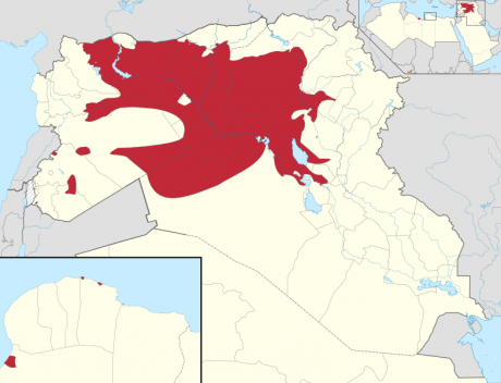 ISIS Territorial Control