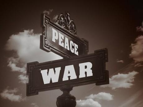 War Peace - Public Domain