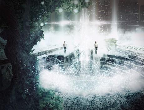 Science Fiction Gateway Or Portal